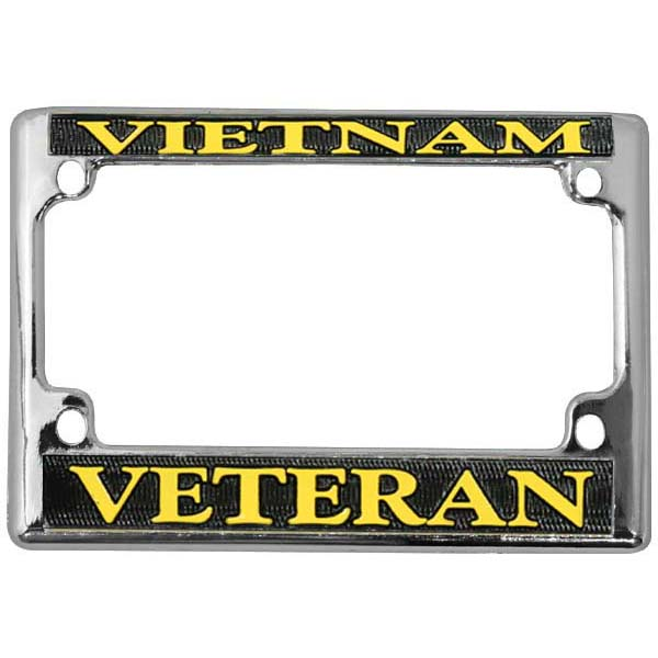 Amazoncom vietnam veteran license plate frame